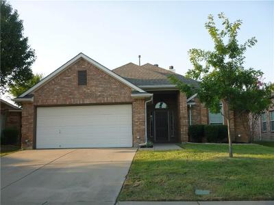 Mansfield Single Family Home Active Option Contract: 4511 Ridgeway Drive