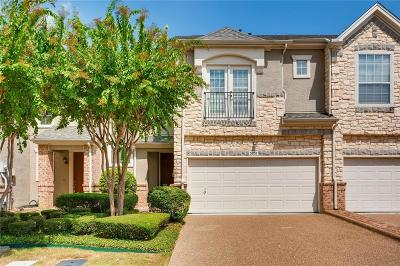Irving Townhouse For Sale: 2505 Corbeau Drive