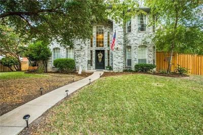 Richardson Single Family Home For Sale: 3102 Stonehenge Drive