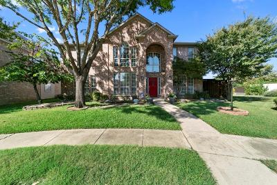 McKinney Single Family Home Active Option Contract: 3202 Tansy Court