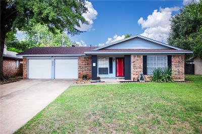 Irving Single Family Home Active Option Contract: 2005 Spanish Trail
