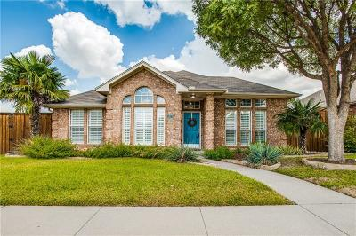 Collin County, Dallas County, Denton County Single Family Home Active Option Contract: 2129 Chapman Drive