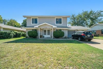 Benbrook Single Family Home For Sale: 1308 S Cozby Street