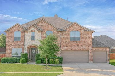 Little Elm Single Family Home For Sale: 2264 Riviera Drive
