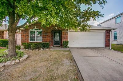 Wylie Single Family Home For Sale: 3201 Admiral Drive