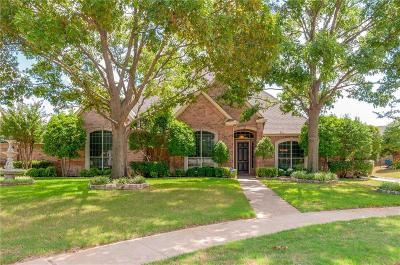 Colleyville Single Family Home For Sale: 1301 Caldwell Creek Drive