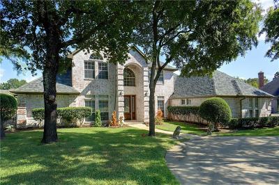 Denton County Single Family Home For Sale: 2316 Hollyhill Lane