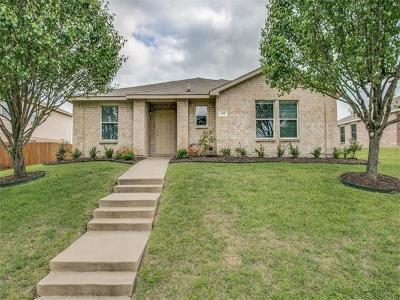 Desoto Single Family Home For Sale: 608 Candellia Drive