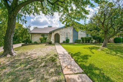Plano Single Family Home For Sale: 1729 Blossom Trail