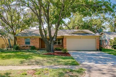 Richardson Single Family Home For Sale: 1217 Dearborn