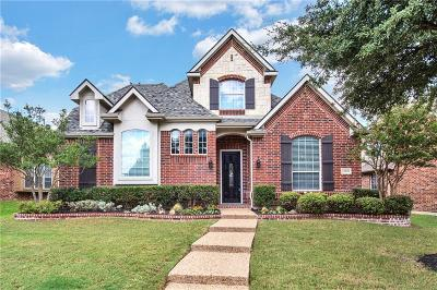 Collin County Single Family Home For Sale: 14822 Holly Leaf Drive