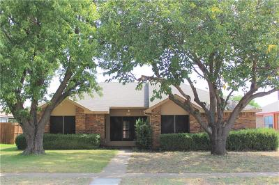 Plano Single Family Home For Sale: 5028 Frontier Lane