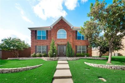 Lewisville Single Family Home For Sale: 2087 Cameo Drive