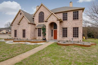 Keene Single Family Home For Sale: 2704 Dorothy Drive