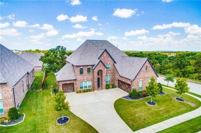 Tarrant County Single Family Home For Sale: 100 Old Grove Road