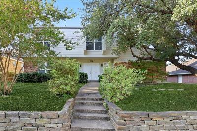 Dallas County Single Family Home For Sale: 8316 Club Meadows Drive