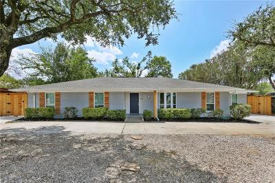 Single Family Home For Sale: 8598 Stults Road