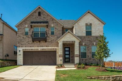 Lewisville Single Family Home For Sale: 1912 Edgecreek Path