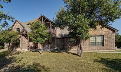 Parker County Single Family Home For Sale: 1703 Adams Lane