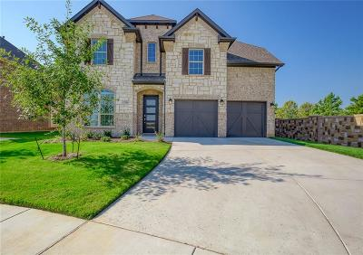 North Richland Hills Single Family Home For Sale: 7200 Hampton Court