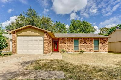 Allen Single Family Home For Sale: 549 Cumberland Drive