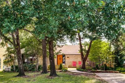 Dallas Single Family Home For Sale: 1130 N Windomere Avenue