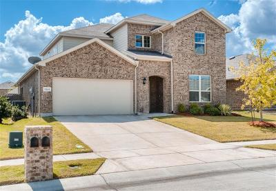 Frisco Single Family Home For Sale: 11924 Clearpoint Court