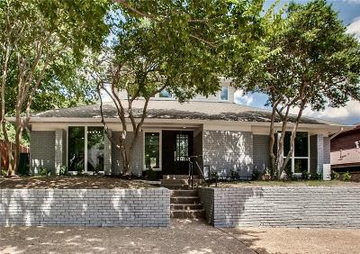Richardson Single Family Home For Sale: 216 Canyon Valley Drive