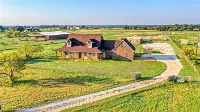 Parker County Single Family Home For Sale: 1150 Young Bend Road