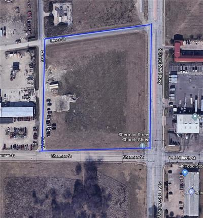 Grand Prairie Residential Lots & Land For Sale: 2601 Hines Avenue