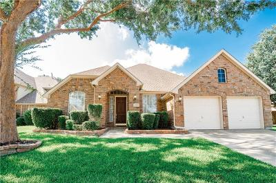 Flower Mound Single Family Home Active Option Contract: 4237 Sandra Lynn Drive