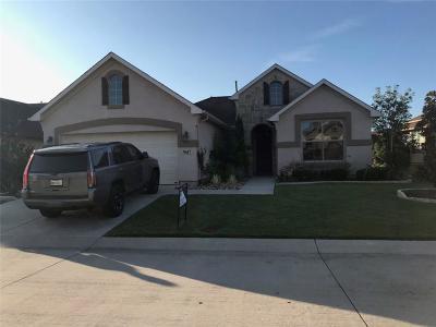 Denton TX Single Family Home For Sale: $324,000