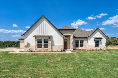 Parker County Single Family Home For Sale: 270 Odell Road