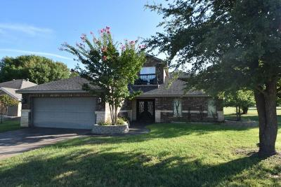 Comanche Single Family Home For Sale: 109 Hogan Street