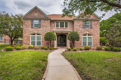 Southlake Single Family Home Active Option Contract: 565 Truelove Trail