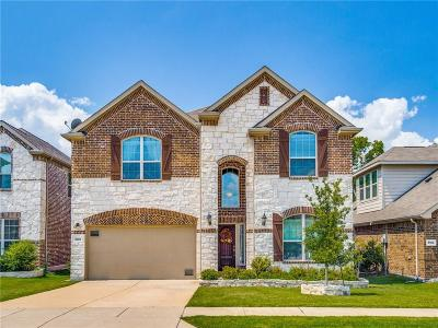 Frisco Single Family Home For Sale: 5108 McClellan Drive