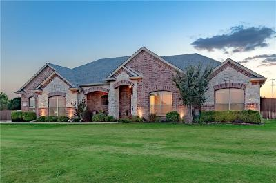 Midlothian Single Family Home For Sale: 5421 Country South Lane