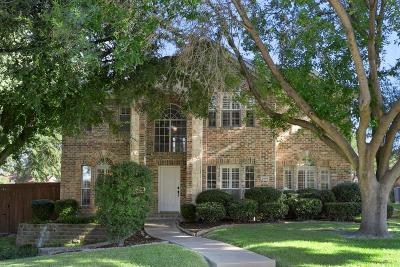 Rowlett Single Family Home For Sale: 2405 Mystic Trail