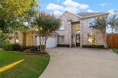 Keller Single Family Home For Sale: 1533 Briar Meadow Drive