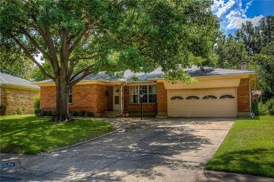 Dallas Single Family Home For Sale: 2534 Telegraph Avenue