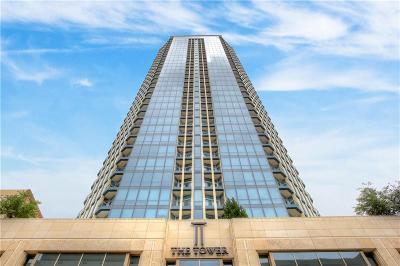 Fort Worth Condo For Sale: 500 Throckmorton Street #3506