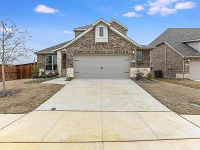 McKinney Single Family Home For Sale: 2201 Millwall Drive