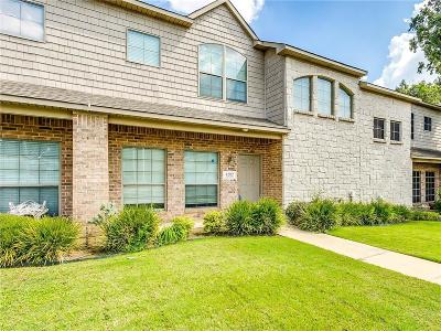 Irving Townhouse For Sale: 4282 Towne Lake Court