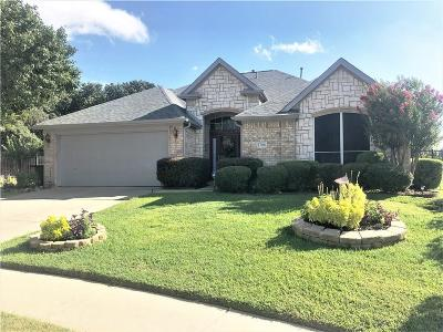 Corinth Single Family Home For Sale: 1706 Pine Hills Lane