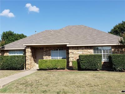 Mckinney Single Family Home Active Option Contract: 2206 Deep Valley Drive