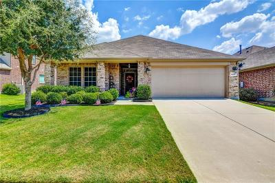 Little Elm Single Family Home For Sale: 1409 Christina Creek Drive