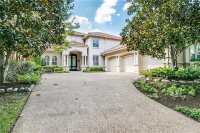 Southlake Single Family Home For Sale: 1324 Regency Court