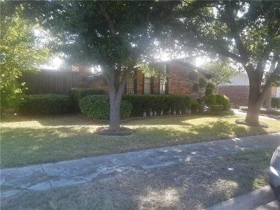 Single Family Home For Sale: 10222 Catalpa Road