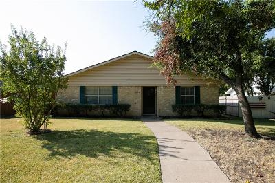 Plano Single Family Home For Sale: 1436 Waterton Drive