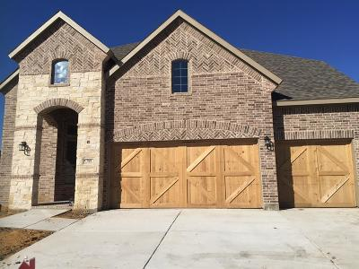McKinney Single Family Home For Sale: 709 Winter Creek Drive